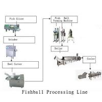 Fish Ball Production Line Manufactures