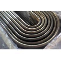 Wholesale Stainless Steel U Bend Tube ASTM B163, ASME SB 163, ASME B677, EN10216-5 TC2 D4 1.24MM, 1.65MM, 2.0MM, 2.11MM, 2.5MM from china suppliers