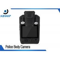 Buy cheap 2.0 LCD Small Police Officers Wearing Body Cameras 1296P Motion Detection from wholesalers