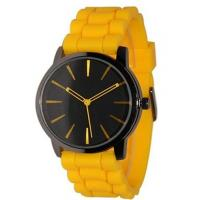 Buy cheap QUEMEX Sporty Case, Silicone Band , Alloy metal case watch  from wholesalers
