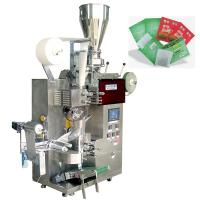 Automatic Filter Green Tea Tea Packaging Machine With Outer Envelope , SUS304 Material Manufactures