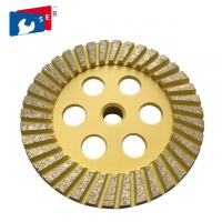 Buy cheap 125mm Diamond Cup Wheel with Alloy Material for Grinding Granite Marble Floor from wholesalers