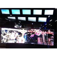 Buy cheap 110 Inch Advertising LED Billboard , Interactive Touch Screens For Exhibition Room from wholesalers