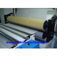 Wholesale Steel Embossing Paper Roll Rewinding Machine And Toilet Roll Cutting Machine from china suppliers