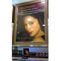 Buy cheap 100mic to 175mic 720 - 2880dpi indoor large reverse front printing backlit film printing from wholesalers