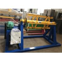 Wholesale Electric Sheet Metal Guillotine, Aluminum Coils Sheet Manual Decoiler Machine from china suppliers