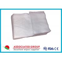 Latex Free Mesh Spunlace Non Woven Gauze Swabs For First Aid At Daily Life Manufactures