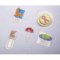 Buy cheap Brass Etched Bookmark from wholesalers
