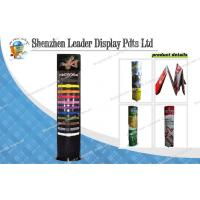 Buy cheap Art Paper Folding Advertising Standee , Portable Durable Cardboard Pop Display from wholesalers
