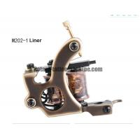 Buy cheap Brass Custom Tattoo Machine Liner Shader, 8 Wraps High End Tattoo GunFor Liner Tattooing from wholesalers