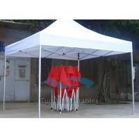 Wholesale Nylon Outdoor Trade Show Tent Collapsible 10Ft X 10Ft Canopy Rusty Resistance from china suppliers