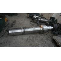 Buy cheap GB ASTM Industrial 20crmnmo Heavy Steel Forgings , Alloy Steel Forged Fan Shafts from wholesalers