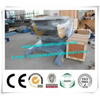 Buy cheap Pipe Flange Small Manual Welding Positioners Adjustable 0-90 Degree from wholesalers