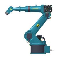 Quality Utility CNC Robot Arm , Spot Robotic Welding Arm For Small Parts Assembly for sale