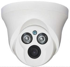 """1/3"""" CMOS CCTV IP Camera Dual Stream 1080P High Resolution 3.0MP Lens"""