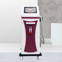Buy cheap 755nm 1064nm Salon Beauty Machine 808 Diode Laser Hair Removal Macro Channel Laser Bar from wholesalers