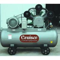 Buy cheap TB-75500 belt-driven piston oil lubricated air compressor from wholesalers