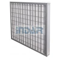 Buy cheap Customerization Size 20x24x1 Air Filter Rated Airflow With CE Certification from wholesalers