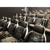 Wholesale Electronic System Decoration 5d Cinema Equipment CPU Control / 5d Movie Theater from china suppliers