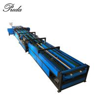 Buy cheap China factory automatic square duct production line with best price from wholesalers