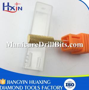 5*15MM Fine Carbide Nail Drill Bits 50g Head Diameter 6mm HXTC-A4