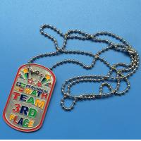 Buy cheap Dog Tags, tags, name tags, army name tags, animal name tags, tag from wholesalers
