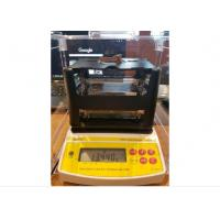 Buy cheap China Original Manufacturer Digital Electronic Gold Tester Price , Gold Purity Densitometer , Gold Tester Densimeter from wholesalers