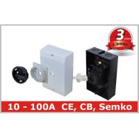 European Outdoor Rotary Disconnect Switch , Lockable 3 Position Rotary Switch Manufactures