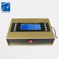 Wholesale Big LED screen golden color luxury ion cleanse detox foot spa from china suppliers