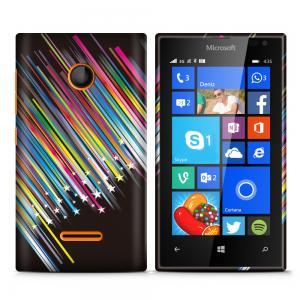 Nokia Lumia 435 printed Soft silicone Smartphone Protective Case / mobile phone shells