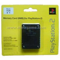 Buy cheap PS2 Memory Cards(8M ---128M) from wholesalers