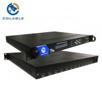 Buy cheap HDMI To ATSC H 264 HD Encoder Modulator For DTV DVB Headend COL5011H from wholesalers