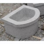 Buy cheap Modern Garden Granite Trough from wholesalers