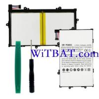 Wholesale Samsung Galaxy Tab 7.7,GT-P6800, GT-P6810,SCH-I815 Battery SP397281A from china suppliers