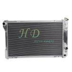 Buy cheap High Performance Aluminum Radiators for Nissan Navara D22 97-05 3.0L Turbo Diesel 3.3L V6 Petrol from wholesalers