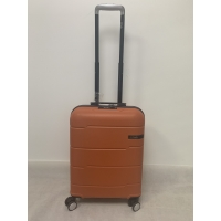 Buy cheap 210D Polyester ABS Luggage With Hardside Spinner Wheels product