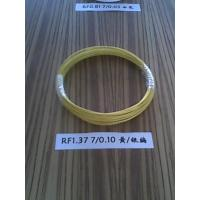 Wholesale RF1.37 RF Super-thin coaxial RF cable from china suppliers