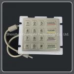 Buy cheap 4 X 4 Layout Custom Usb Keyboard , Ip67 Class 16 Key Keypad Waterproof from wholesalers