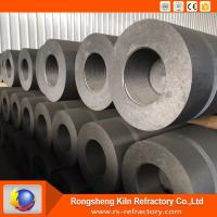 Buy cheap UHP Grade Refractory Products Graphite ElectrodeHigh Density For Steel Plant product