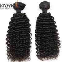 Buy cheap 2017 qingdao factory 10A grade high quality deep wave hand tied weft from wholesalers