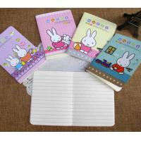 Buy cheap competive price Notebooks ,cute carton notebook from wholesalers