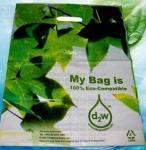 Buy cheap Compostable shopping bags, Degradable Shopping Bags, compostable shopping bags from wholesalers