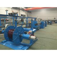 Buy cheap Low Noise Double Twist Bunching Machine / Wire Making Machine Φ0.15~1.04 from wholesalers