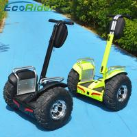 Buy cheap Electric Personal Transporter Self Balancing Scooter With Lithium Battery 4000 Watt from wholesalers