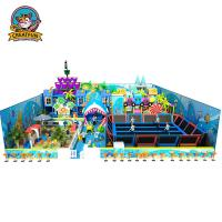 Buy cheap Customized Size Kids Playground Equipment Soft Commercial Playground Sets from wholesalers