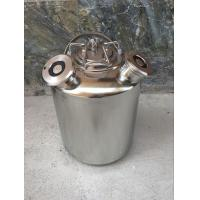 Wholesale 10L cleaning keg with one head or two heads or three heads spears for beer brewing use from china suppliers