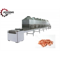 Buy cheap Industrial Seafoood Microwave Drying And Sterilization Machine from wholesalers