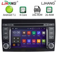 China Touch Screen Car Dvd player Android 7.1 with Mp4 Radio Stereo for BRAVO on sale