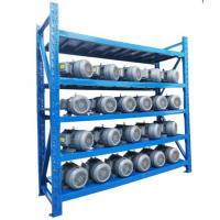 Buy cheap Welded Frame Widespan Light Duty Wide Span Shelving / Commercial Warehouse Racking from wholesalers