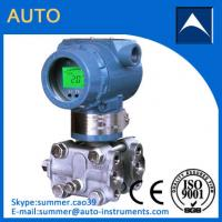 Buy cheap capacitive differential pressure transmitter Made In China from wholesalers